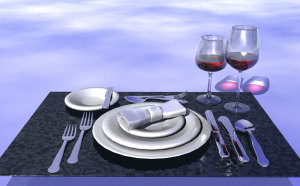 Setting-a-Formal-Table