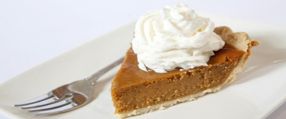 Pumpkin Chiffon Pie Recipe