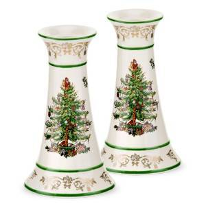 Holiday Candlesticks