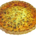 Quick and Easy Quiche Recipe
