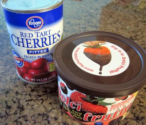 How to Make Chocolate Covered Cherries