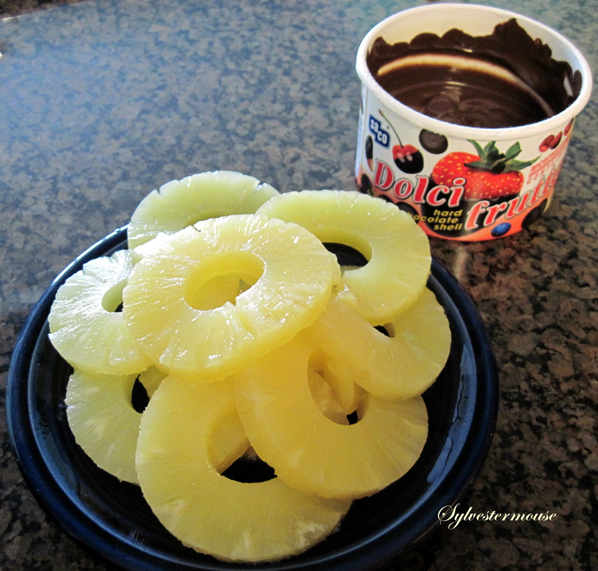 Chocolate Covered Pineapple Recipe Cooking For The Holidays