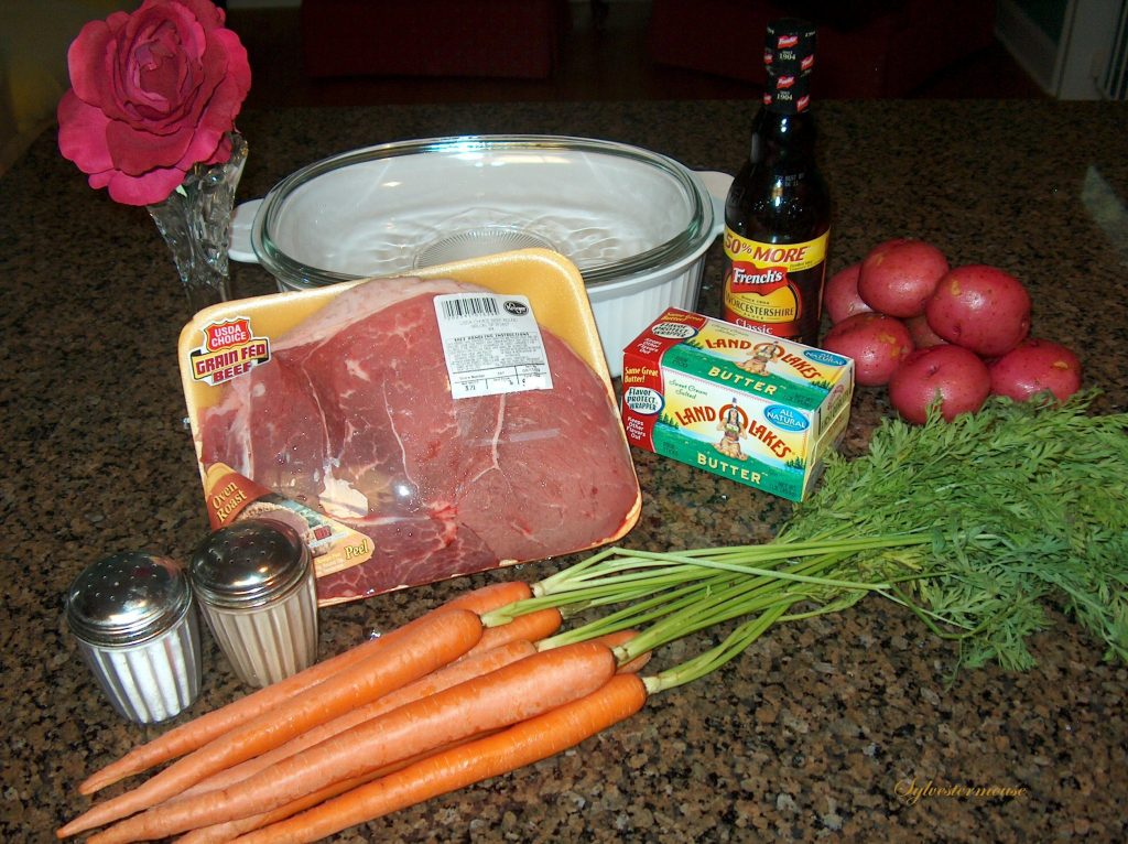 Oven Baked Pot Roast Recipe