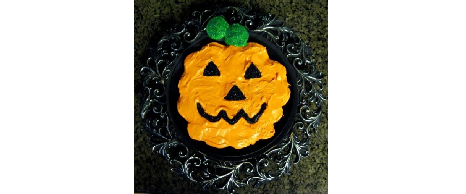 How to Make a Cupcake Pumpkin Cake
