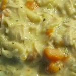 Creamy Chicken Noodle Soup Instant Pot Recipe