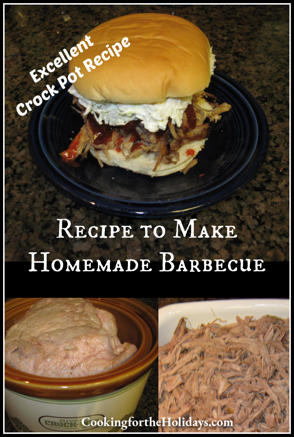 Barbecue Recipe